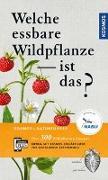 Cover-Bild zu Bastgen, Christa: Welche essbare Wildpflanze ist das?