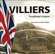 Cover-Bild zu Walker, Mick: Villiers: Everybody's Engine