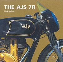 Cover-Bild zu Walker, Mick: The AJS 7R