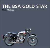 Cover-Bild zu Walker, Mick: The BSA Gold Star