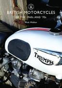 Cover-Bild zu Walker, Mick: British Motorcycles of the 1960s and '70s (eBook)