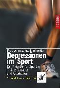 Cover-Bild zu Schneider, Frank: Depressionen im Sport (eBook)