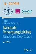 Cover-Bild zu Härter, Martin (Hrsg.): S3-Leitlinie/Nationale VersorgungsLeitlinie Unipolare Depression (eBook)