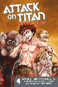 Cover-Bild zu Isayama, Hajime: Attack on Titan: Before the Fall 4
