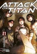 Cover-Bild zu Isayama, Hajime: Attack on Titan 21