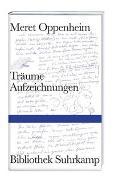 Cover-Bild zu Oppenheim, Meret: Träume