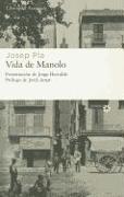 Cover-Bild zu Pla, Josep: Vida de Manolo