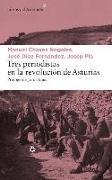 Cover-Bild zu Chaves Nogales, Manuel: Tres periodistas en la Revolución de Asturias