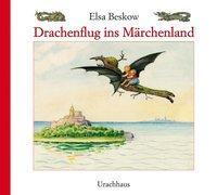 Cover-Bild zu Beskow, Elsa: Drachenflug ins Märchenland