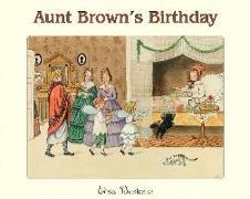Cover-Bild zu Beskow, Elsa: Aunt Brown's Birthday