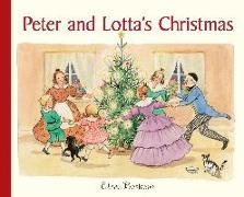 Cover-Bild zu Beskow, Elsa: Peter and Lotta's Christmas