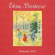 Cover-Bild zu Beskow, Elsa (Illustr.): Elsa-Beskow-Kalender 2022