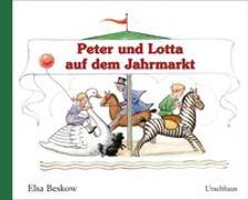 Cover-Bild zu Beskow, Elsa: Peter und Lotta auf dem Jahrmarkt