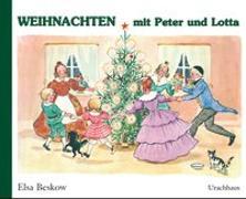 Cover-Bild zu Beskow, Elsa: Weihnachten mit Peter und Lotta
