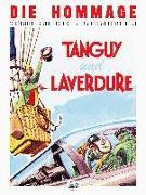 Cover-Bild zu Uderzo, Albert: Tanguy und Laverdure - Die Hommage