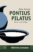 Cover-Bild zu Herzer, Jens: Pontius Pilatus