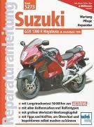 Cover-Bild zu Schermer, Franz Josef: Suzuki GSX 1300 R Hayabusa ab 1999