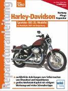 Cover-Bild zu Schermer, Franz Josef: Harley Davidson 883