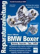 Cover-Bild zu Schermer, Franz Josef: BMW Boxer - Neuer 1200 cm³ - Alle Boxer der 2. Generation ab 2004