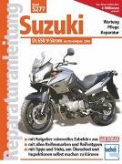 Cover-Bild zu Schermer, Franz Josef: Suzuki DL 650 V-Strom ab Modelljahr 2004