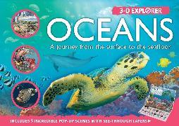 Cover-Bild zu Green, Jen: 3-D Explorer: Oceans