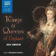 Cover-Bild zu Green, Jen: Kings & Queens of England (Unabridged) (Audio Download)