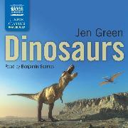 Cover-Bild zu Green, Jen: Dinosaurs (Unabridged) (Audio Download)