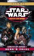 Cover-Bild zu Luceno, James: Hero's Trial: Star Wars Legends