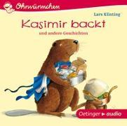 Cover-Bild zu Klinting, Lars: Kasimir backt (CD)