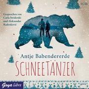 Cover-Bild zu Babendererde, Antje: Schneetänzer