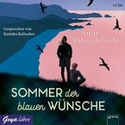 Cover-Bild zu Babendererde, Antje: Sommer der blauen Wünsche