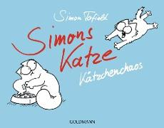 Cover-Bild zu Tofield, Simon: Simons Katze - Kätzchenchaos (eBook)