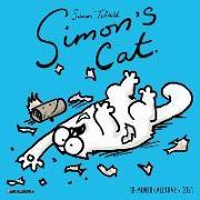 Cover-Bild zu Tofield Simon: Simon's Cat 2021 Mini Wall Calendar
