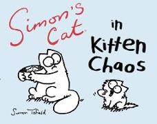 Cover-Bild zu Tofield, Simon (Illustr.): Simon's Cat in Kitten Chaos