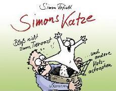 Cover-Bild zu Tofield, Simon: Simons Katze - Bloß nicht zum Tierarzt