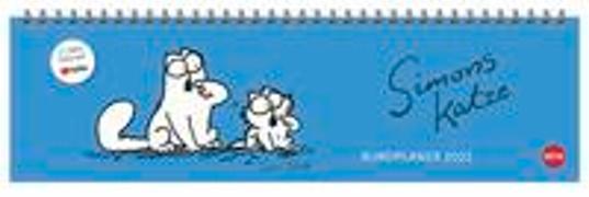 Cover-Bild zu Tofield, Simon: Simons Katze Büroplaner Kalender 2022