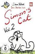 Cover-Bild zu Tofield, Simon: Das Beste von Simon's Cat Vol. 2