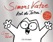 Cover-Bild zu Tofield, Simon: Simons Katze - Hoch die Tatzen! (eBook)