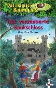 Cover-Bild zu Das magische Baumhaus 28 - Das verzauberte Spukschloss von Pope Osborne, Mary