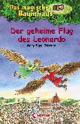 Cover-Bild zu Das magische Baumhaus 36 - Der geheime Flug des Leonardo (eBook) von Osborne, Mary Pope