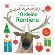 Cover-Bild zu 10 kleine Rentiere von Grimm, Sandra
