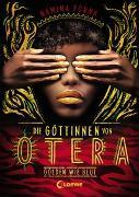 Cover-Bild zu Die Göttinnen von Otera - Golden wie Blut von Forna, Namina