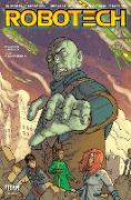 Cover-Bild zu Furman, Simon: Robotech #8 (eBook)