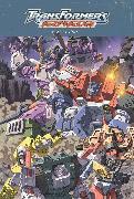 Cover-Bild zu Sarracini, Chris: Transformers: Armada Omnibus