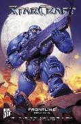 Cover-Bild zu Knaak, Richard A.: StarCraft: Frontline 1