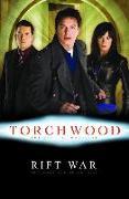 Cover-Bild zu Edgington, Ian: Torchwood: Rift War