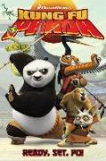 Cover-Bild zu Furman, Simon: Kung Fu Panda: Ready, Set, Po!