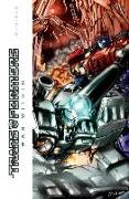 Cover-Bild zu Furman, Simon: Transformers: War Within Omnibus