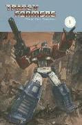 Cover-Bild zu Furman, Simon: Transformers: Phase One Omnibus