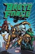 Cover-Bild zu Furman, Simon (Ausw.): Brute Force
